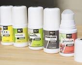 Déodorant liquide 100% naturel