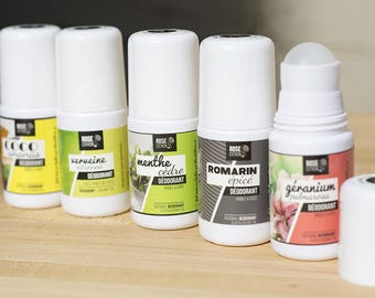 100% natural liquid deodorant