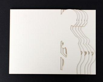 DIY Pregnancy Journal, Pregnancy Album, Pregnancy Scrapbook, DIY kit, Craft Kit