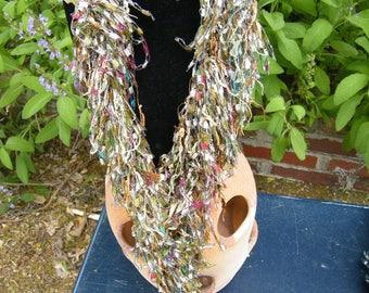 Decrative scarf - End of summer