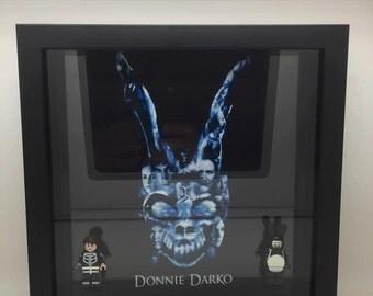 LEGO Donnie Darko Minifigure Frame