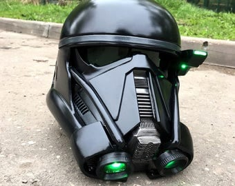 Death trooper helmet V.2.0