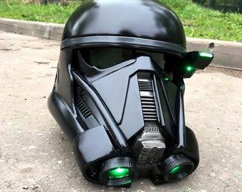 Death trooper helmet V.3.0