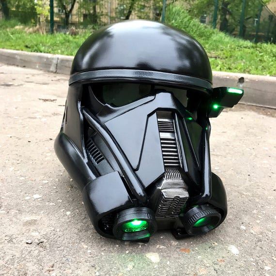 death trooper helmet v 2 0. Black Bedroom Furniture Sets. Home Design Ideas