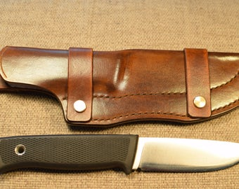 Fallkniven F1 Bushcraft Sheath/Hunting Sheath