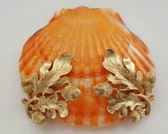 TRIFARI Acorn Earrings
