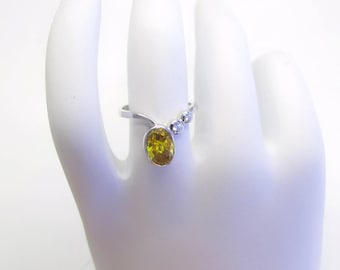 Birthstone Ring - Personalized Ring