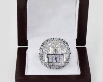 New York Giants Super Bowl XLVI Replica Ring 2011