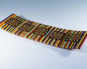 Platter-4-Multi-Color-Curved-Glass-Platter