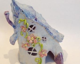 Tippy Fairy house