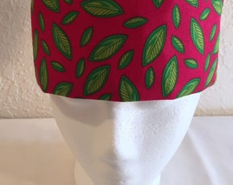 FreezeIt! Migraine Headwraps Spring Leaves