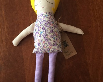 Handmade Sunshine Doll