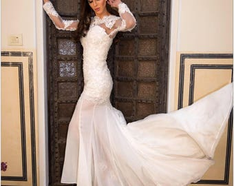 Steph Audino, Size 8 Wedding Dress