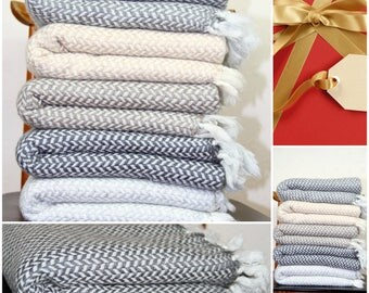 Cashmere Throws Blankets Chunky Knit Thick Winter Wrap Warm, 100% Cashmere Sofa Throws , Living Room Handmade ( FREE INTERNATIONAL SHIPPING)