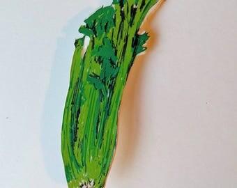 Celery button