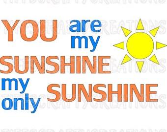 My sunshine svg baby nursery svg sayings svg quote svg svg files sayings svg file saying cuttable quote cricut explore my only sunshine
