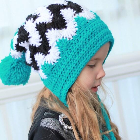 Crochet pattern Patron de crochet english / french chevron