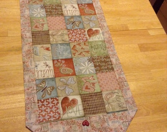 "Table runner 42""x14"""