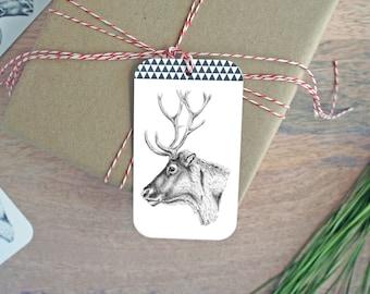 Holiday Gift Tags, Christmas Gift Tags, Holiday Tags, Gift Tag Set, Gift Tag Christmas, Christmas Hang Tag, Holiday Labels, Holiday Hang Tag