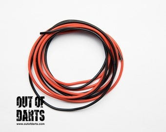 16 AWG hobby wire fine strand 5' Red and 5' Black