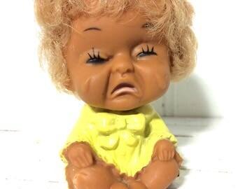 Vintage Emotion Doll