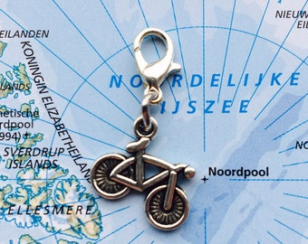 Dutch bike charm - Mix & Match: Design your own charm bracelet!