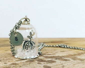 Bell Crown necklace