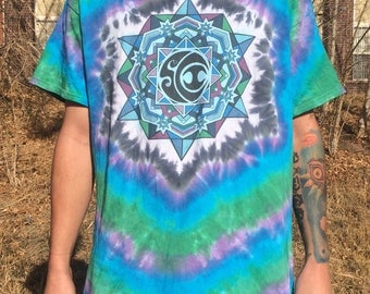 SCI Winter Tie Dyed Shirt