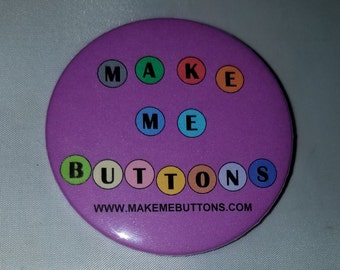 Make Me Buttons - Button Pin - C-M10011