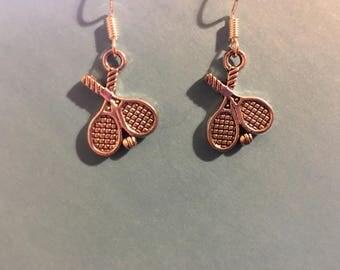 Rackets Earrings   R61