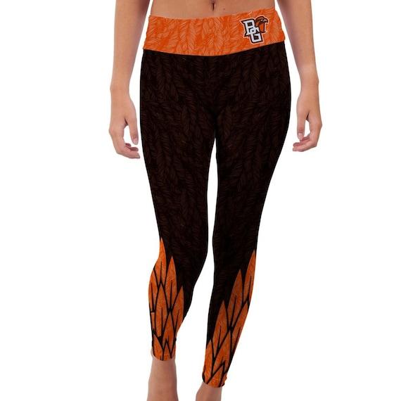 Bowling Green State Falcons Yoga Pants Designs