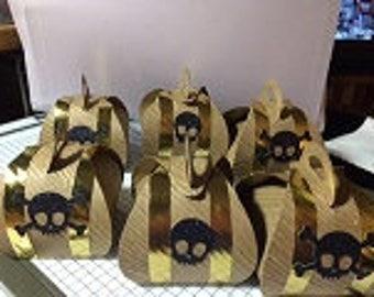 Pirate Treasure Chest  Parrrty Treat Boxes (24)