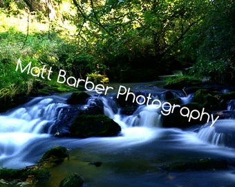 Waterfalls Photo Print