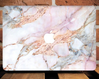 Pink Marble Macbook Hard Case Macbook Pro 13 Case Macbook 12 Case Macbook Cover Macbook Air 13 Case MacBook Case Macbook Air 11 Case WCm122