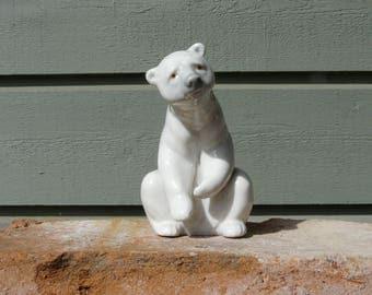 LLADRO figurine, Polar bear. Perfect condition.