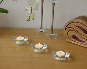 Soy Wax Tea Lights (Set of 8) - Gift Packaged