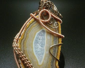Slice up my Agate