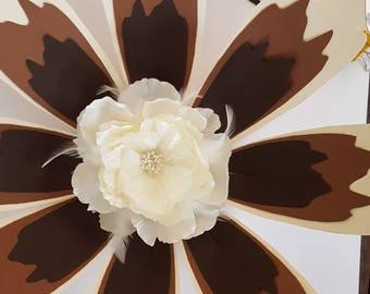Paper Flower Template PDF file #25