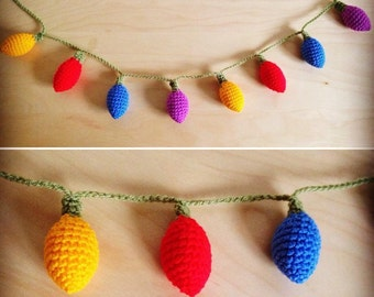 Crochet. Stranger Things. Christmas lights. Cosplay. The Upside Down. Barb. Eleven. Dustin. Eggo. Made to order.
