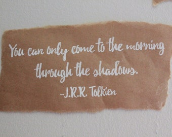 Home Decor- J.R.R. Tolkien