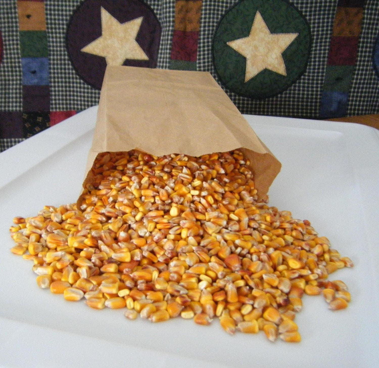 how to make corn bags