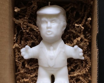 Trump as Post-Election Stress Therapy CANDLE