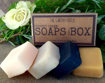 Soap, travel size soap, wedding favors, party favors, thank you gift, mothers day gift, gift for co-worker