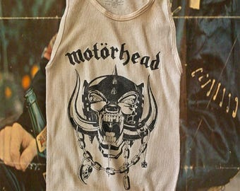 Motorhead Tank Top