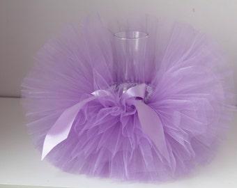 lavender tutu, lavender tutu skirt for girls, birthday tutu.