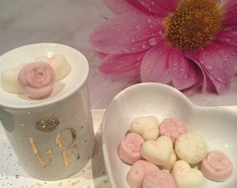 Jo Loves Gardenia - Jo Malone Inspired Highly Fragranced Soy Wax Melts