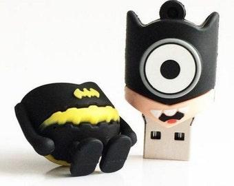 Minion Batman 8GB USB