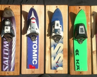 Ski Bottle Openers With a Magnet