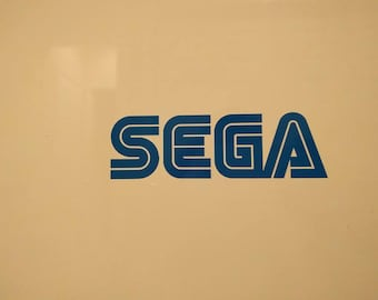 SEGA Logo vinyl decal sticker