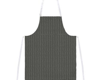 Chainmail Costume All Over Apron